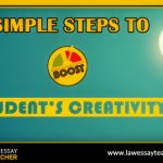 5 Simple Steps To Boost Student'S Creativity