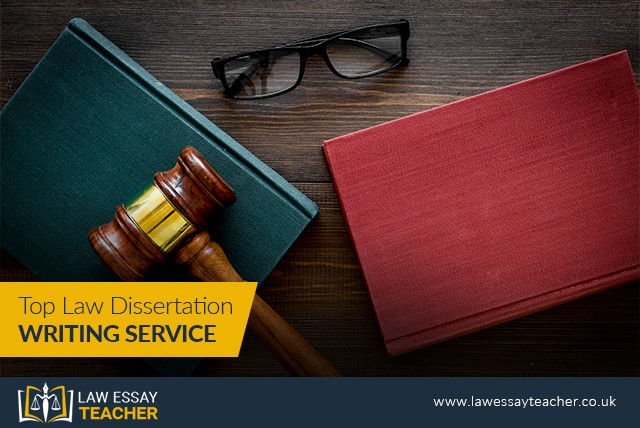 Top Law Dissertation Writing Services