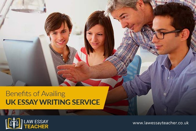 Benefits Of Availing UK Essay Writing Service