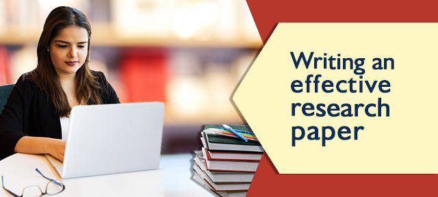 How to Write a Research Paper –Guide for Beginners